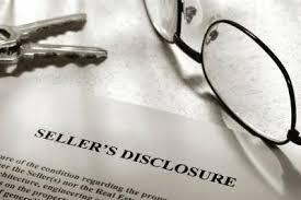 Sellers Disclosure